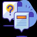 FAQ icone