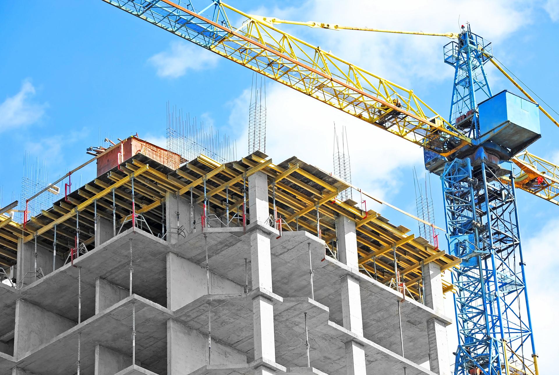 Comment va se dérouler la construction d'un immeuble ?